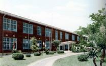 1963年頃の校舎です。