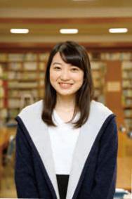 福島 友夏さんの写真です。