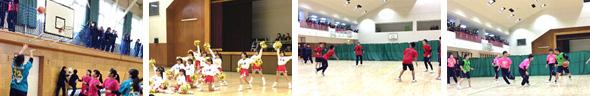 1学年 球技大会が行われました。(12/12)